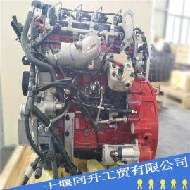 康明斯ISF3.8s4R168 福田轻卡汽车发动机