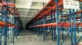 佛山重型貨架橫樑貨架多層倉儲架倉庫鐵架子放貨架