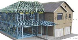 桓台新型钢结构轻钢别墅优点