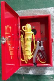 厂家**JYH-JDB-1移动式静电接地报**器