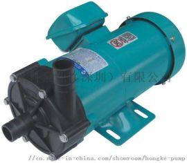 耐腐蚀磁力循环泵耐酸碱过滤泵卧式PCB磁力化工泵
