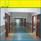海南医院地板胶,专业地板施工