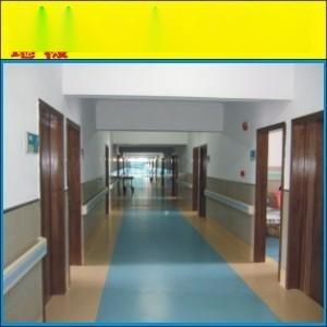 海南醫院地板膠,專業地板施工