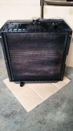 中收新疆2A/3A联合收割机大孔低温水箱散热器