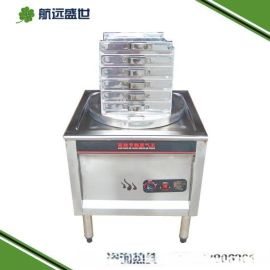 做广东肠粉的机器 四层燃气肠粉机 抽屉式肠粉机 做猪肉肠粉的机器