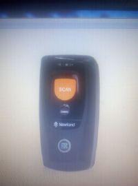 新大陆无线蓝牙扫描 BS80南京旭生电子直销