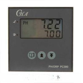 PH计,工业在线酸度计,PH控制器,PC380