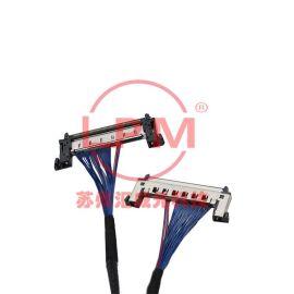 苏州汇成元电子供应JAEFI-RE51CL TOJAE FI-RE51CL高清安防设备线