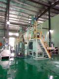 PVC粉碳酸钙高速混料机 高低混合机组 塑料管材型材 高混机