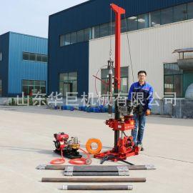 QZ-3小型回转式地质勘探钻机多功能取样钻机轻便岩石取土工程钻机