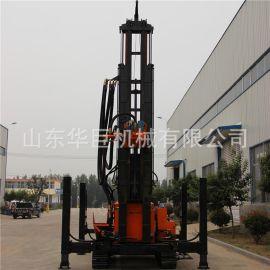 巨匠FY400气动履带式钻机 气动式水井钻机打井钻井设备