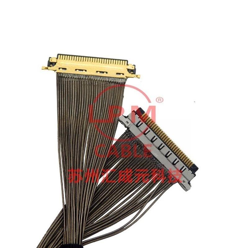 供应I-PEX 20395-032T-04 TO HRS DF38-32P-0.3SD 极细同轴屏线