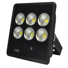厂家批发led投光灯铝 压铸集成反光杯led泛光灯 300W聚光投光灯