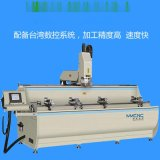 陝西鋁型材數控鑽銑牀 陝西工業鋁型材數控加工設備