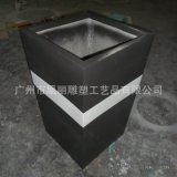 精品玻璃鋼花缸 藝術裝飾花箱玻璃鋼花盆生產