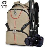 SINPAID专业单反相机包 户外休闲单反包防盗数码背包 双肩摄影包