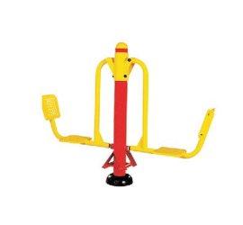 户外运动健身器材 健身器材价格 双人坐蹬训练器