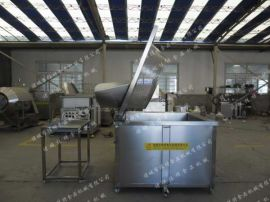 自动恒温油炸机   多功能油炸机  炸毛毛鱼油炸机