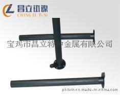 宝鸡昌立供应电解提取有色金属行业用钛阳极
