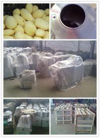 山东土豆去皮机 不锈钢精装土豆削皮机 红薯去皮机