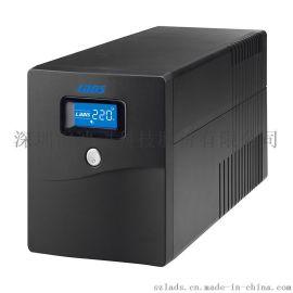 雷迪司UPS不间断电源H1000 600W 单电脑45分钟自动开关机服务