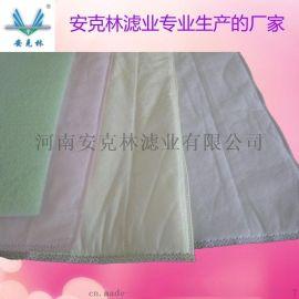 中效过滤棉  空气过滤棉   袋式过滤器成型袋