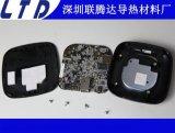 高导热硅胶片,LED导热硅胶片,电池导热垫片