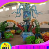 旋转大章鱼大型游乐设备商丘童星游乐设备厂家制造