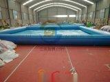 廣西柳州兒童充氣游泳池PVC材料環保耐用