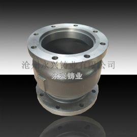 本公司专业承接各种来图加工耐磨耐热灰口铸铁泵体阀体