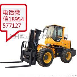 cpcy-50越野叉车5吨叉车燃料叉车