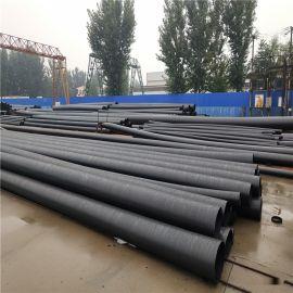 马鞍山 鑫龙日升 供暖聚氨酯保温管 高密度聚乙烯聚氨酯发泡保温钢管