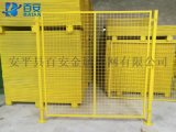 现货供应仓库厂房车间隔离网 直销框架机器人铁丝隔断防护网