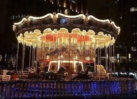 南京儿童乐园旋转木马 蹦床 蜂巢迷宫租赁