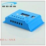 廠家批量供應LCD-10A12V家用保護蓄電池太陽能控制器戶外發電系統組件