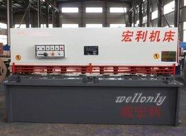 供应QC12Y-8×2500液压剪板机 剪板机厂家