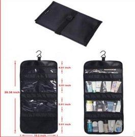 涤纶悬挂大容量收纳包挂袋2016新款折叠洗漱包