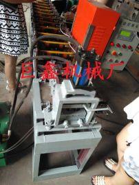 巨鑫压瓦机械厂家现货销售75百叶窗设备 好操作