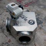 供应焕能科技_304/316L,不锈钢高温烟气三通阀