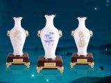 美人瓶系列 琉璃工艺品摆件精品 创意商务会议乔迁开业礼品