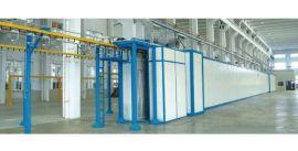 静电喷涂机价格 供应东北静电喷涂设备 沈阳涂装流水线 静电粉末喷涂 静电喷塑