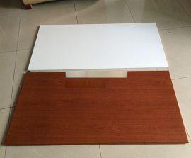 木纹铝扣板 - 4S店天花吊顶