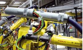 供应【飞纯】TRVVP耐弯曲系列屏蔽拖链电缆