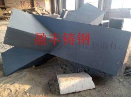 铸造大型钢结构铸钢节点、索夹索鞍、支座等铸钢件