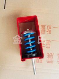 XHS阻尼弹簧减震器 风机盘管管道吊顶式减振器 降噪减震吊架
