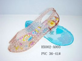 EVA塑料拖鞋