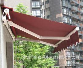 加強型伸縮篷加強型遮陽蓬制作外地發物流深圳
