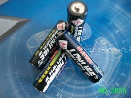 5号碳性干电池
