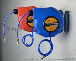 自动收缩气管卷轴