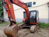 二手挖掘机恒特120履带挖掘机